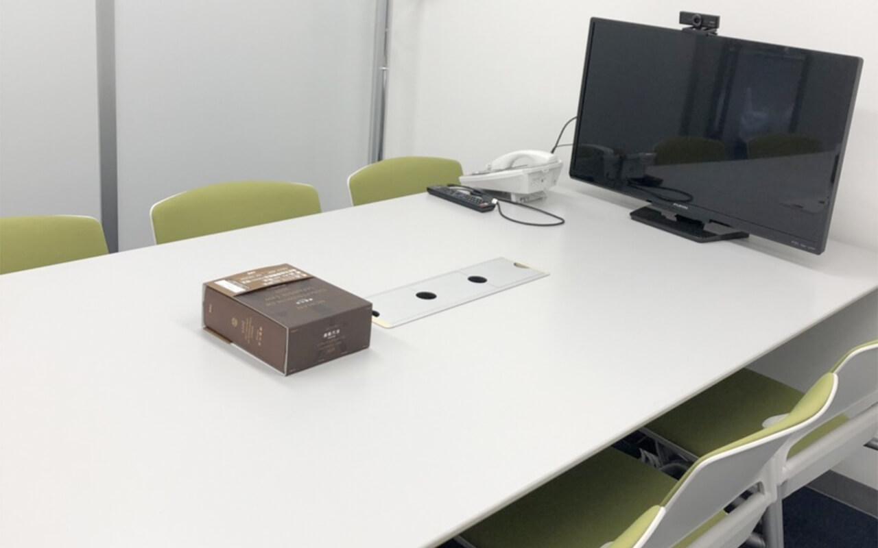 事務所のご案内 相談室